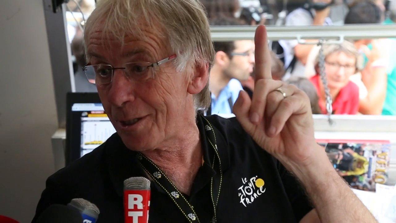 Le Tour de France avec Daniel Mangeas – deuxième partie