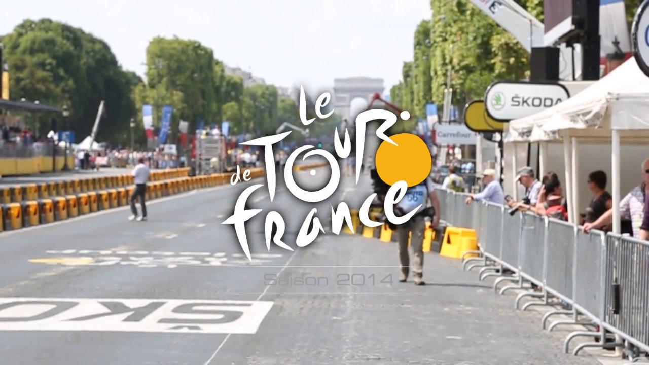 Le tour de France avec Daniel Mangeas – Première partie